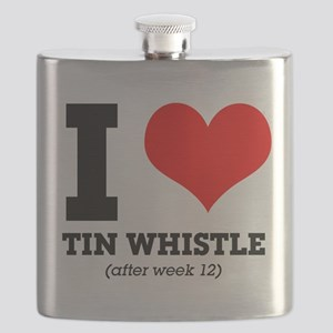 I love tin whistle (after week 12) Flask